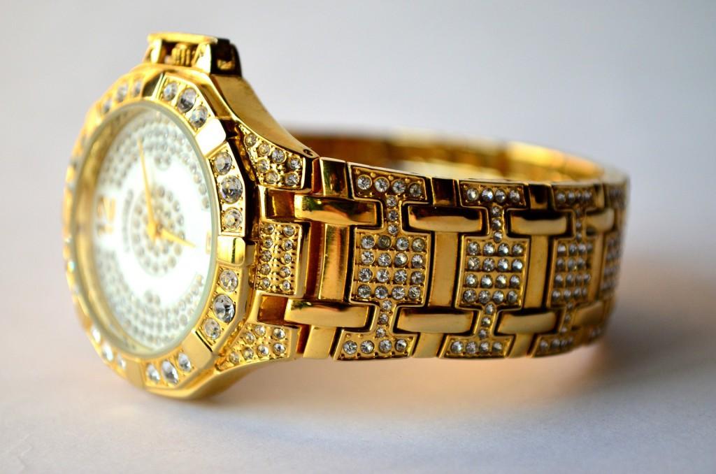 armbanduhr_gold